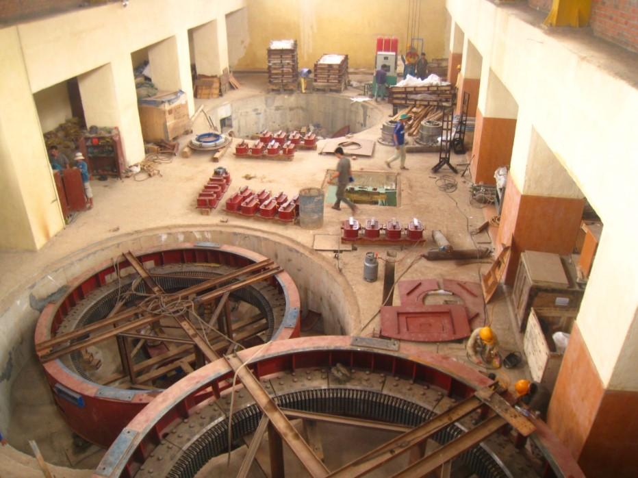 Mặt bằng nhà máy